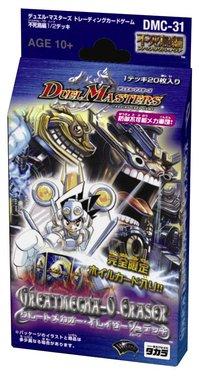 デュエルマスターズ トレーディングカードゲーム 1/2 (ハーフ) デッキ グレートメカオー・イレイザー (水・光) DMC-31