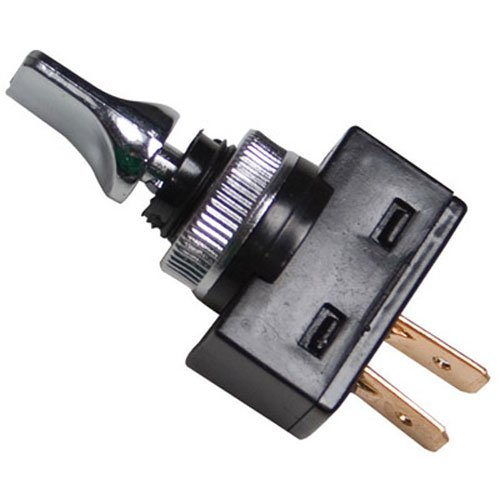 Toggle Switch Chrome Duckbill infinite innovations inc ua400900 20A Off//On