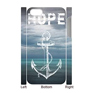 Custom Your Own Anchor iPhone 5 Case, personalised Anchor Iphone 5 Cover