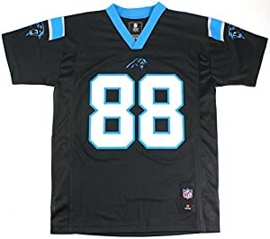 Greg Olsen Carolina Panthers #88 NFL Youth Mid-Tier Jersey Black