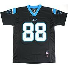 Greg Olsen Carolina Panthers #88 NFL Youth Mid-Tier Jersey Black