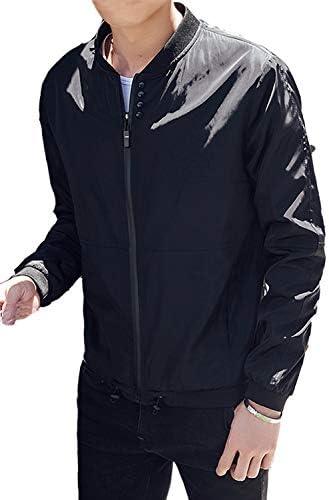 (ナチュシー) NatuSe メンズ ジャケット ジャンパー ジャン アウター 上着 薄手 エムエーワン ma 1