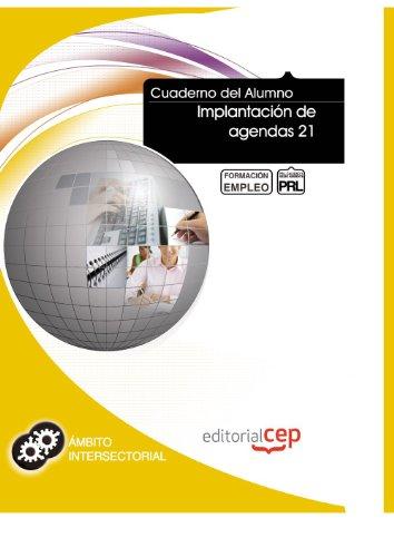 Descargar Libro Cuaderno Del Alumno Implantación De Agendas 21. Formación Para El Empleo Interconsulting Bureau S.l.