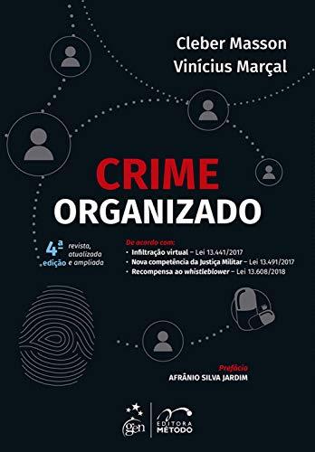 Crime Organizado Cleber Masson ebook
