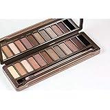 Azora Makeup Palette Eyeshadow, 12 Colors