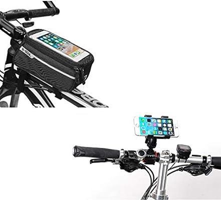 Pack de Bicicleta para Wiko Lenny 2 Smartphone (Soporte de ...