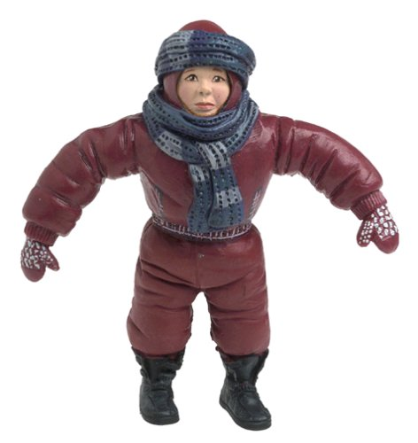 Amazon.com: NECA A Christmas Story 7 Inch Scale Action Figure Mom ...