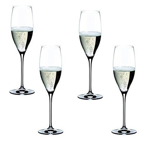 Riedel Vinum Cuvee Prestige Glass, Set of 4 ()