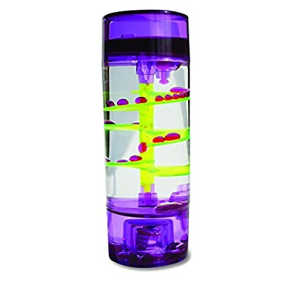 6 inch Liquid Timer with Light (Age 10+) - Mesmerizing to Watch: Toys & Games