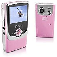 Kodak Zi6 Pocket HD Camcorder (Pink) (Discontinued by Manufacturer)