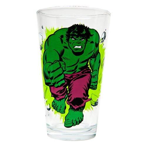 Incredible Hulk Classic Collection 'Toon Tumbler 16 Oz. Pint Glass Marvel Comics ...