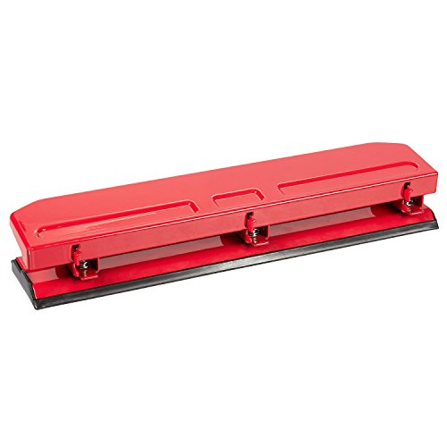 Three Hole Punch - 3 Hole Punches - Three Ring Hole Punch, R