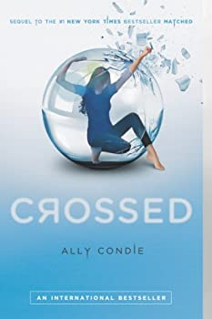 Crossed 0142421715 Book Cover
