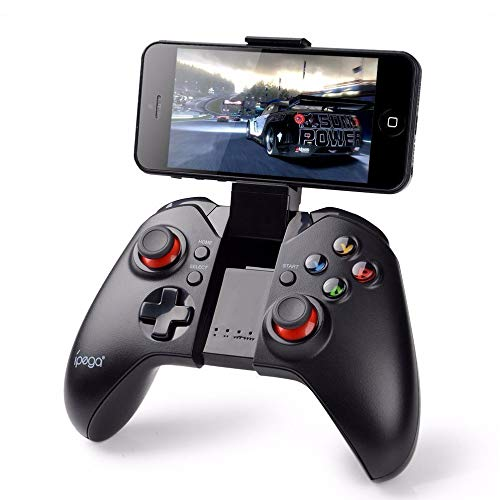 - SHENGMO PG-9037 Wireless Bluetooth 3.0 Gamepad Remote Controller Gaming Pad Joystick For IOS Android Phone Tablet PC Smart TV Box