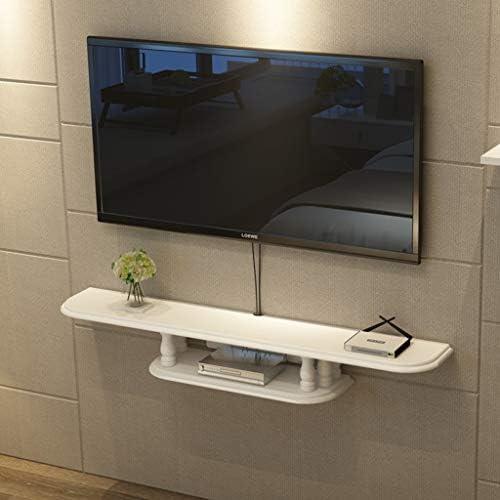 フローティング棚ウォールシェルフ壁掛けテレビキャビネットテレビスタンドメディアコンソールゲーム機器スカイボックスセットトップボックスケーブルボックスDVDプレーヤーCD (色 : C, サイズ さいず : 100cm)
