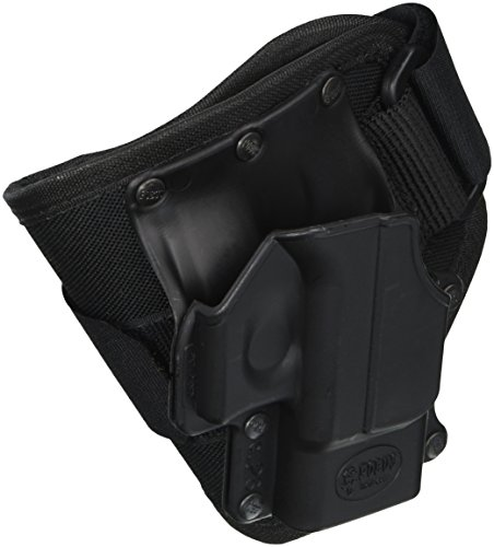 Fobus Ankle Holster GL26A Glock 26/27/33 (Fobus Holster Ankle)