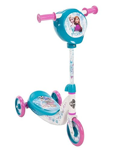 - scooter New My Frozen Kick 3 wheels with Secret Storage