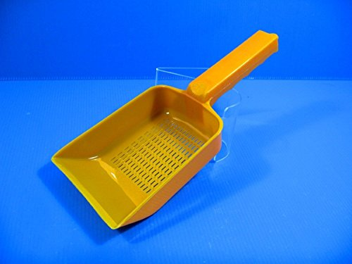 Easy sand Shovel - tank Gravel leveler Cleaning brush