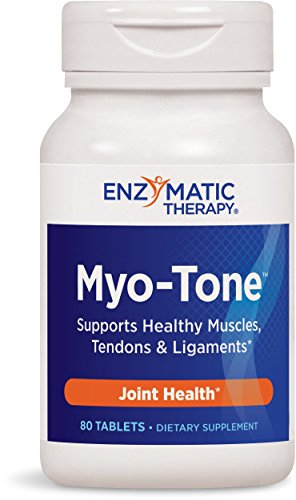 Enzymatic Therapy Myo-tone, 80 Tablets For Sale