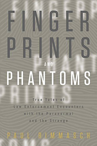Fingerprints and Phantoms: True Tales of Law Enforcement Encounters with the Paranormal and the Strange (Dresser Dog Bed)