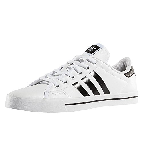 adidas Herren Schuhe / Sneaker Adicourt weiß 42 2/3