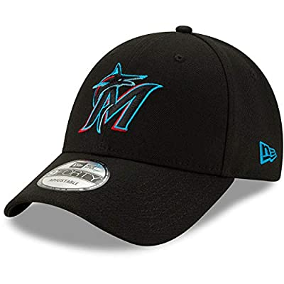 New Era Miami Marlins The League 9Forty 940 Adjustable Cap