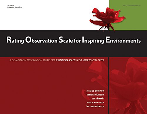 Rating Observation Scale for Inspiring Environments: A Common Observation Guide for Inspiring Spaces for Young Children