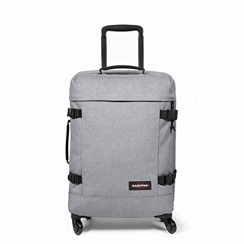 Eastpak Trans4 L Double Denim Blue Grey S Suitcase 54 Sunday 44 cm YYqdrg8