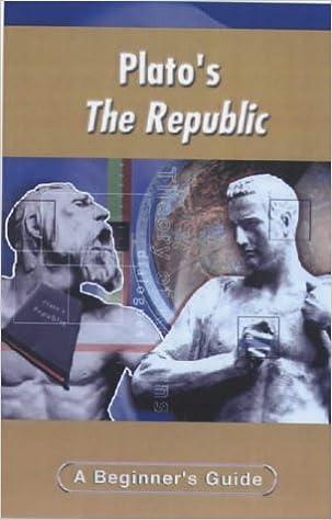 Book Plato's The Republic - A Beginner's Guide (BGGW)