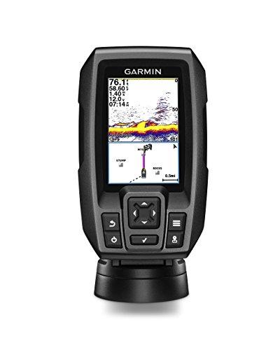 Garmin STRIKER 4cv with transducer, 010-01806-00 (Certified Refurbished) ()