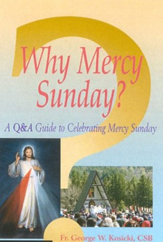 Why Mercy Sunday?: A Q&A Guide to Celebrating Mercy Sunday - 5 Pack PDF