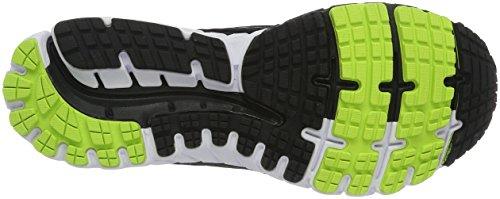 Uomo Da Brooks 9 Mehrfarbig Corsa grün Ghost schwarz Scarpe twwXPOx