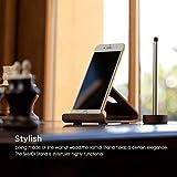 SAMDI Cell Phone Stand, iPhone Wood
