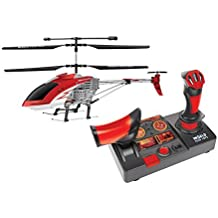 World Tech Toys 3.5 Channel Hercules Helipilot 2.4 GHz RC Unbreakable Gyro Helicopter with Joystick