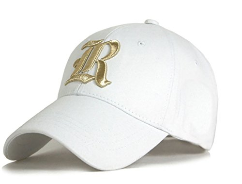white para béisbol R gold 4sold de hombre Gorra ZFAXqf