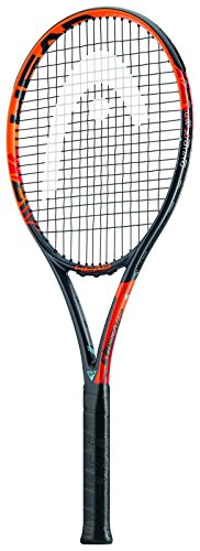 (HEAD YouTek IG Challenge MP (Orange) Tennis Racquet (No Plastic))