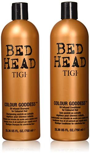Tigi Bed Head Colour Goddess 25.36oz Duo (Best Color Treated Shampoo And Conditioner)