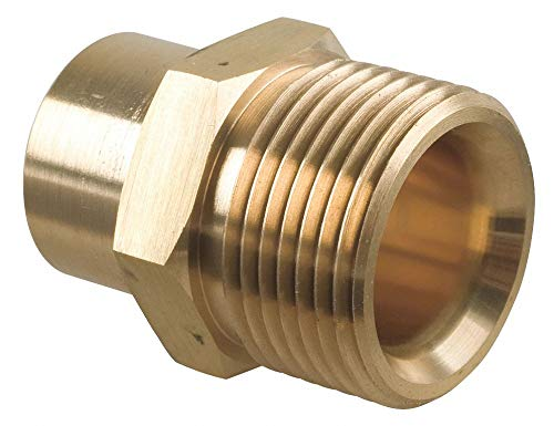 Quick Coupling Plug, 1/4 (F) x 22mm - pack of 5