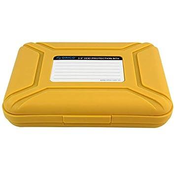 LaDicha Phx-35 3,5 Pulgadas Sata Ssd HDD Unidad De Disco Duro Caja De Gabinete Protector: Amazon.es: Electrónica