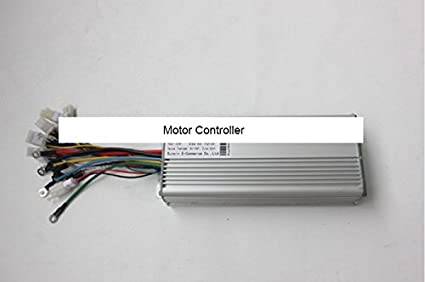 Amazon com: 84V 1500W Hub Motor Controller Electric Bicycle