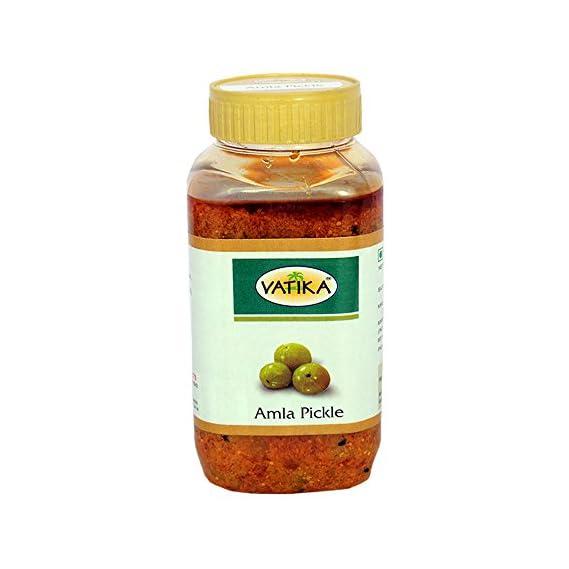 Vatika Pure & Tasty Amla Pickle 500 GMS.