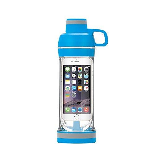 iphone 6 6s 7 Smart Sport Water Bottle .4L Waterproof Storag