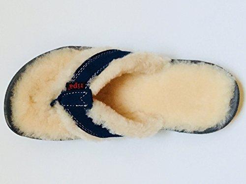 Sandalo Da Uomo Sandalo In Pelle Di Montone Con Tacco Uomo / Donna Himalayano