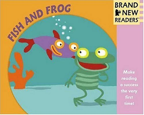 Fish and Frog: Brand New Readers by Brand: Candlewick (Image #1)