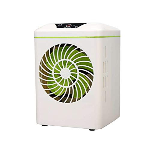 UMFun USB Portable Mini Air Conditioner Cool Cooling for Bedroom Cooler Fan -
