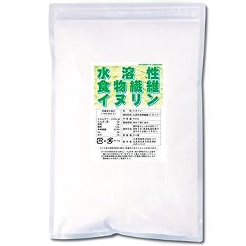 843b6126ecccb イヌリン(水溶性食物繊維)400g ヘルシーカンパニー