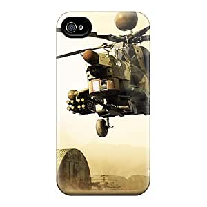 4/4s Scratch-proof Protection Case Cover For Iphone/ Hot Mil Mi 28 Phone Case