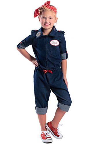 Princess Paradise Rosie The Riveter Costume