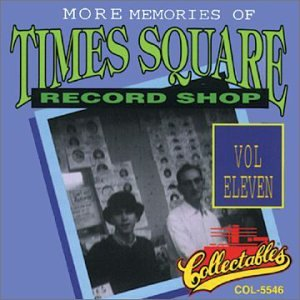 CD : VARIOUS ARTISTS - Memories Of Times Square Records, Vol.11 (CD)