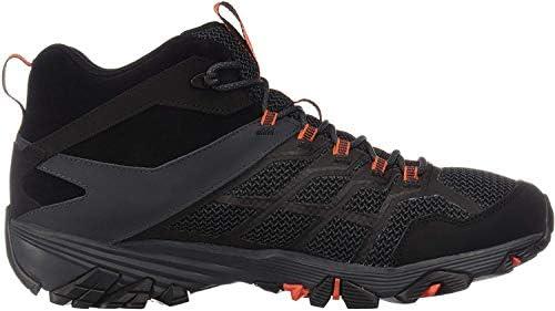 Merrell Men's Moab FST 2 Mid Wp Hiking Shoe